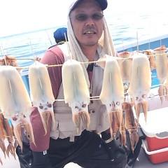 7月31日(月)スルメイカ釣り一日便の写真その3