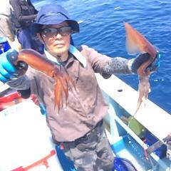 7月31日(月)スルメイカ釣り一日便の写真その7