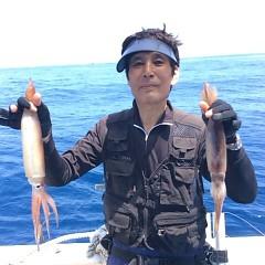 7月31日(月)スルメイカ釣り一日便の写真その8