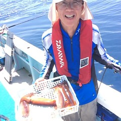 7月31日(月)スルメイカ釣り一日便の写真その9