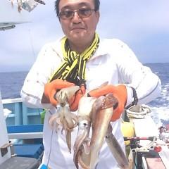 8月6日(日) 一日便・スルメイカ釣りの写真その2