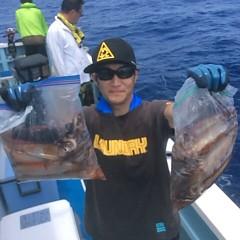 8月6日(日) 一日便・スルメイカ釣りの写真その3