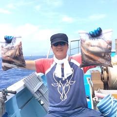 8月6日(日) 一日便・スルメイカ釣りの写真その5