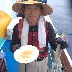 8月10日(木) 一日便・スルメイカ釣りの写真その4