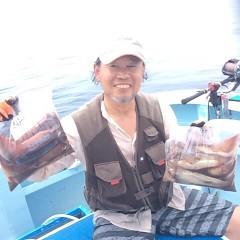 8月10日(木) 一日便・スルメイカ釣りの写真その7
