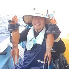 8月11日(金) 一日便・スルメイカ釣りの写真その1
