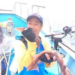 8月11日(金) 一日便・スルメイカ釣りの写真その2