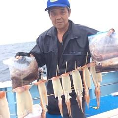 8月11日(金) 一日便・スルメイカ釣りの写真その7