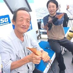 8月11日(金) 一日便・スルメイカ釣りの写真その8