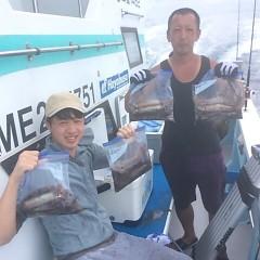 8月12日(土) 一日便・スルメイカ釣りの写真その3