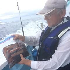 8月12日(土) 一日便・スルメイカ釣りの写真その5
