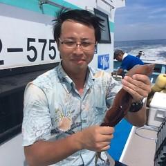 8月14日(金) 一日便・スルメイカ釣りの写真その2