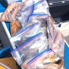 8月14日(金) 一日便・スルメイカ釣りの写真その6