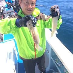 8月17日(木) 一日便・スルメイカ釣りの写真その4