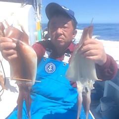 8月17日(木) 一日便・スルメイカ釣りの写真その5