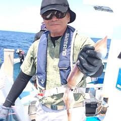 8月18日(金)スルメイカ釣りの写真その2