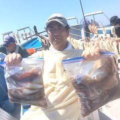 8月19日(土) 一日便・スルメイカ釣りの写真その2
