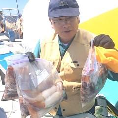 8月19日(土) 一日便・スルメイカ釣りの写真その3