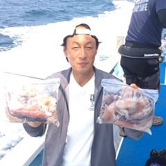8月20日(日) 一日便・スルメイカ釣りの写真その2