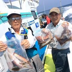 8月21日(月) 一日便・スルメイカ釣りの写真その2