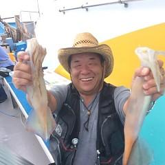 8月22日 (火) 一日便・スルメイカ釣りの写真その1