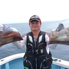 8月22日 (火) 一日便・スルメイカ釣りの写真その3