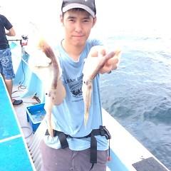 8月22日 (火) 一日便・スルメイカ釣りの写真その7