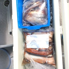 8月22日 (火) 一日便・スルメイカ釣りの写真その9