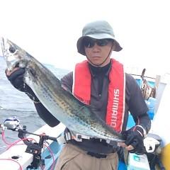 8月26日(土) 午前便・午後便・タテ釣りの写真その1