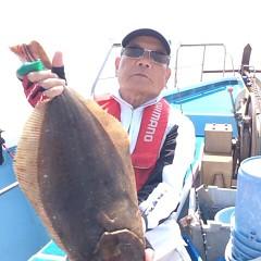 8月29日(火) 午前便・タテ釣りの写真その1