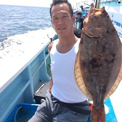 8月29日(火) 午前便・タテ釣りの写真その6