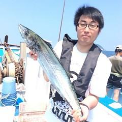 8月30日(水) 午前便・タテ釣りの写真その4