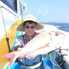 8月30日(水) 午前便・タテ釣りの写真その5