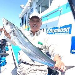 8月31日(木)午前便・タテ釣りの写真その2