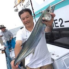 9月4日(月) 午前便・タテ釣りの写真その2
