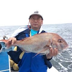 9月4日(月) 午前便・タテ釣りの写真その3