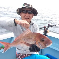 9月4日(月) 午前便・タテ釣りの写真その5