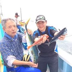 9月5日(火) 午前便・タテ釣りの写真その3
