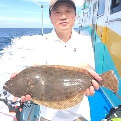 9月13日(水) 午前便・タテ釣りの写真その3