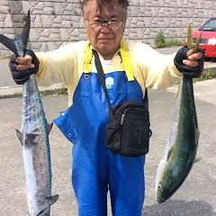 9月13日(水) 午前便・タテ釣りの写真その6
