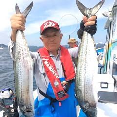 9月14日(木) 午前便・タテ釣りの写真その3