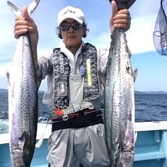 9月14日(木) 午前便・タテ釣りの写真その8