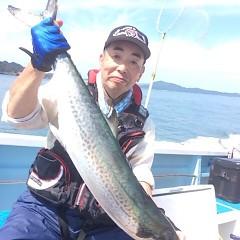 9月19日(火) 午前便・タテ釣りの写真その1