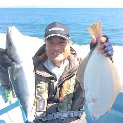 9月19日(火) 午前便・タテ釣りの写真その2