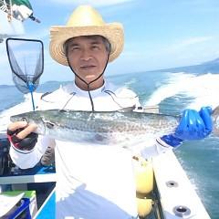9月19日(火) 午前便・タテ釣りの写真その5
