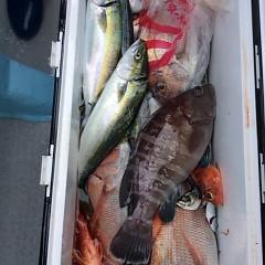 9月 20日(水)午前便・タテ釣りの写真その3