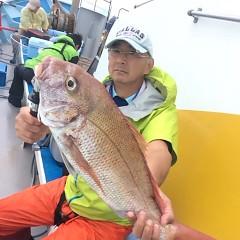 9月 23日(土)午前便・タテ釣りの写真その2