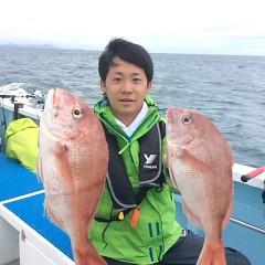 9月 23日(土)午前便・タテ釣りの写真その6