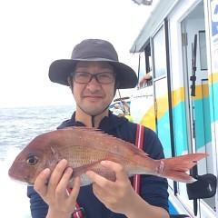 9月 23日(土)午前便・タテ釣りの写真その8