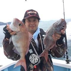 9月 24日(日)午前便・タテ釣りの写真その3